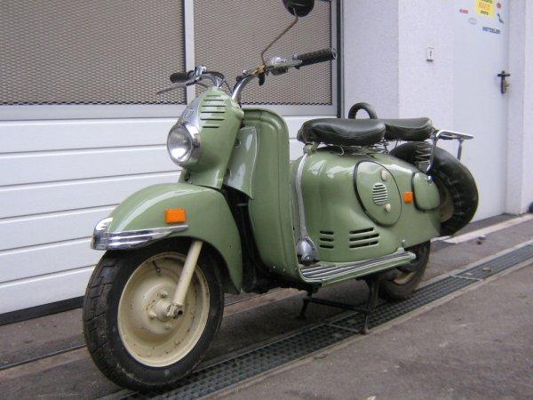 1956 Puch RLA 125