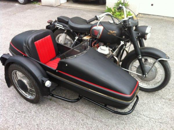 Moto Guzzi Falcone America
